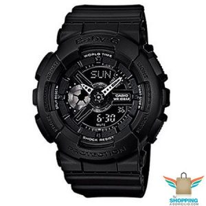 Reloj Baby-G para Dama BA-110BC-1A Negro