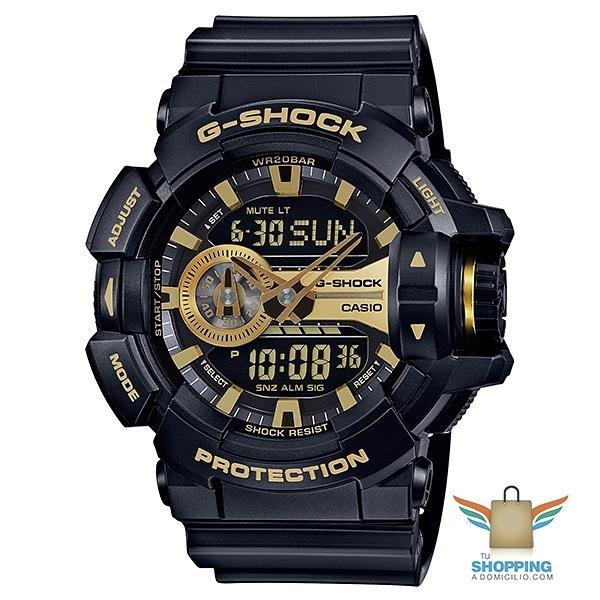 Reloj G shock para caballero GA 400GB 1A9