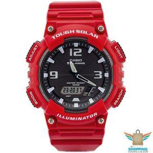 Reloj Casio Análogo y Digital AQ-S810WC-4AV