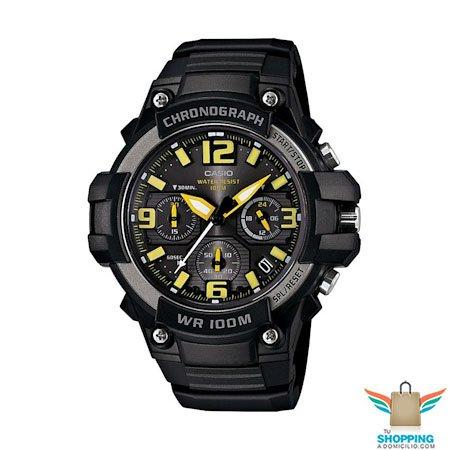 Reloj Casio Análogo MCW-100H-9AV Verde