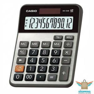 Calculadora de mesa Casio MX-120B