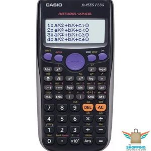 Calculadora Científica Casio FX-95ESPLUS-BK