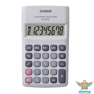 Calculadora Casio HL-815L-WE