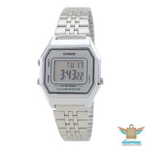 Casio Digital Metal LA-680WA-7