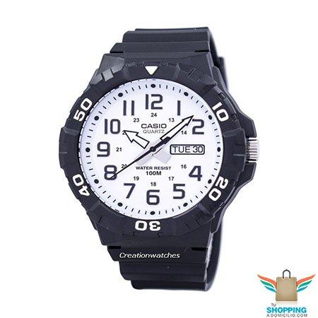 f0aabef27247 Reloj Casio Análogo MRW-210H-7AV