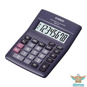 Calculadora Casio de Mesa MW-5V-BK