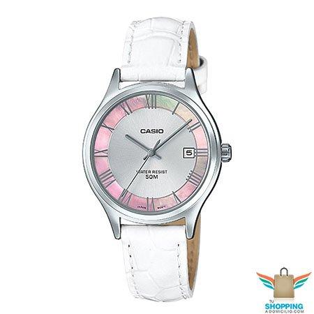 cad50cba313e Reloj Casio Para Dama LTP-E315L-7A1V
