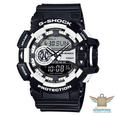 Reloj G shock para caballero GA 400 1A