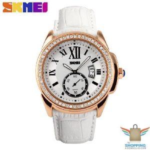 Reloj Skmei 1143 de Quarzo Blanco