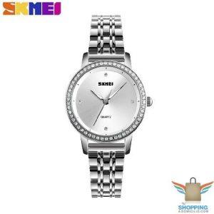 Reloj Skmei 1311 de Metal Plateado