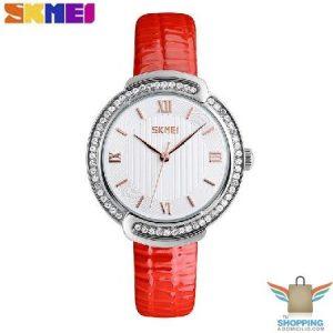 Reloj Skmei 9143 de Quarzo Naranja