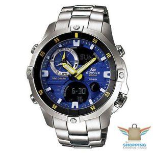 Reloj Edifice Pulsera Metal EMA-100D-2AV
