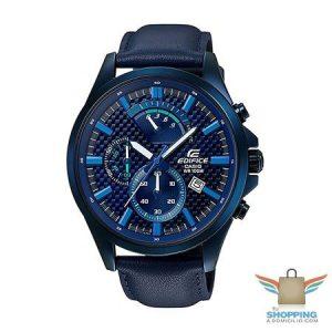 Reloj Edifice de Casio serie EFV-530BL-2AV
