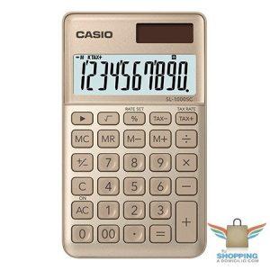 Calculadora de Mesa Casio SL-1000SC-GD